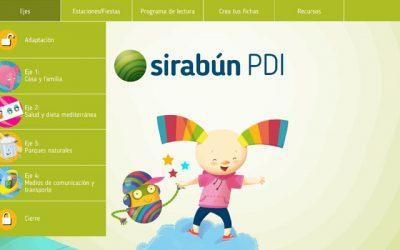 """Itbook desarrolla las aplicaciones interactivas para """"Sirabún"""" de Edelvives"""