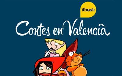 Contes en València: una 'app' de contes clàssics amb narració