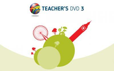 """""""Teacher's DVD"""" de Edelvives: Recursos multimedia para los profesores de inglés"""