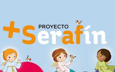 """""""Serafín"""": La 'app' de Casals de educación católica para niños de 3 a 6 años"""
