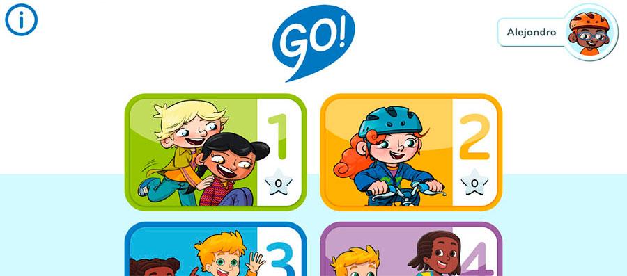 """""""Richmond Go!"""", vocabulario en inglés para Educación Primaria"""