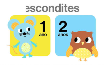 """""""Escondites"""" y """"Amagatalls"""",  nuevos proyectos educativos de Casals para 1 y 2 años"""