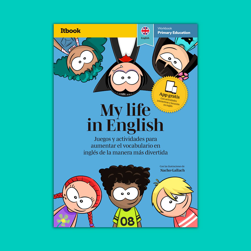 My Life in English — Itbook